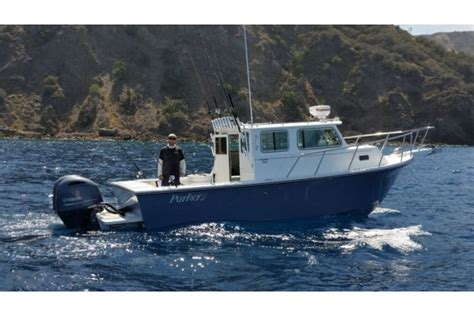 Parker Boats Ventura by 25 Parker Sportfishing Whale Watching And Coastal