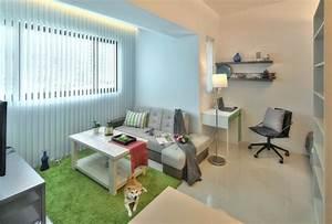 1 Zimmer Wohnung Einrichtungsideen : 1 zimmer wohnung einrichten 13 apartments als inspiration ~ Markanthonyermac.com Haus und Dekorationen