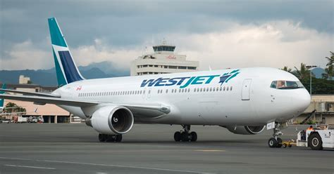 HNL RareBirds: WestJet Starts Own 767 Operations to Hawai'i