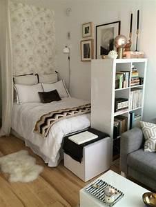 Mini Apartment Einrichten : kleine wohnung einrichten 68 inspirierende ideen und vorschl ge bed room hygge w huge ~ Markanthonyermac.com Haus und Dekorationen