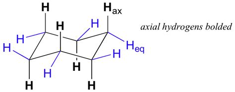 4 5 conformations of cyclohexane chemistry libretexts