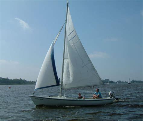 Zeilboot Foto zeilboot huren in friesland