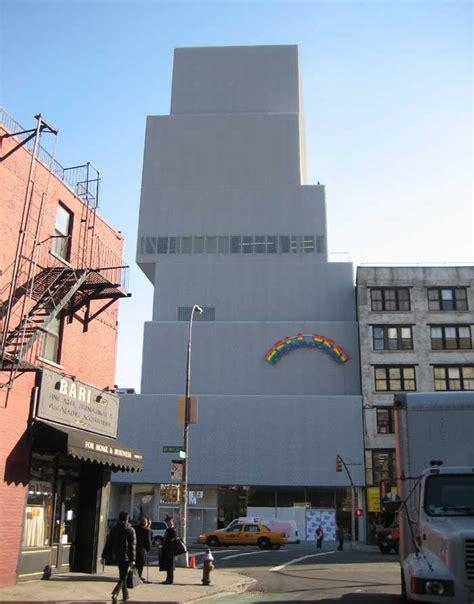 new museum of contemporary new york e architect