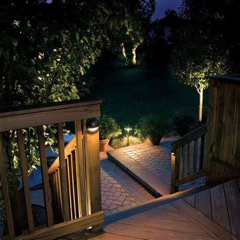 Patio And Deck Lighting Ideas by Deck Lighting Patio Lighting