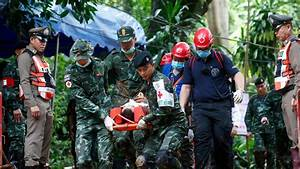 Thai Soccer Team May Struggle With PTSD After Miraculous ...