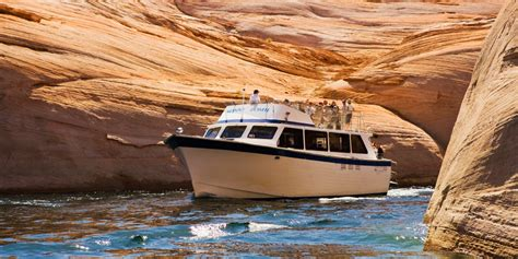 Lake Powell Private Boat Tours by Lake Powell Resort At Wahweap Marina In Az Accommodation