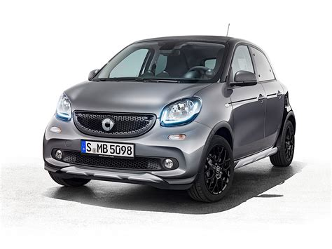 Smart Forfour Gets Special Edition In Shanghai, It's
