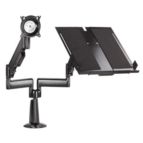 Adjustable Monitor Arms Desk Mount by Chief Height Adjustable Monitor Laptop Dual Arm Desk Mount