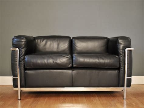 lc2 cassina canap 233 le corbusier perriand jeanneret maison