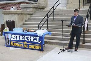 Jeff Siegel will seek Elkhart County's sheriff office ...