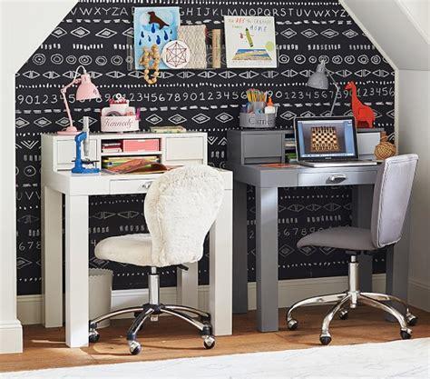 parsons mini desk hutch pottery barn