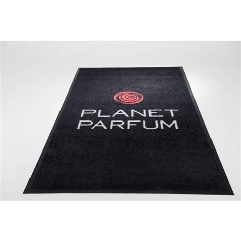 tapis logo premium sur mesure