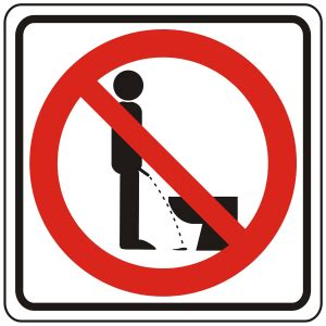 pisser debout ou assis de chair et de lait