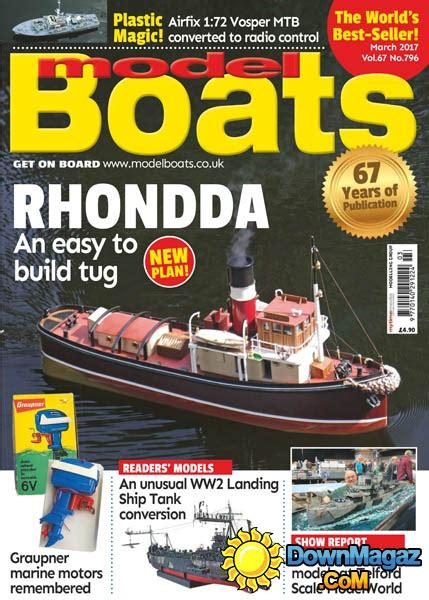 Model Boats Magazine Download by Model Boats 03 2017 187 Download Pdf Magazines Magazines