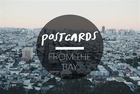 12 postcards from the bay balmy postcards from the