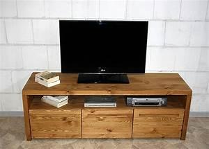 Kiefer Tv Schrank : vollholz tv schrank antik gewachst rustikal tirol holz kiefer massiv ~ Markanthonyermac.com Haus und Dekorationen