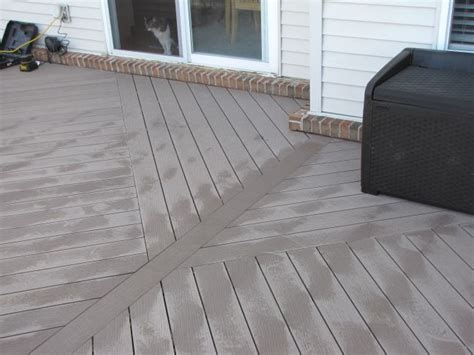 material estimating for azek decks decks fencing contractor talk