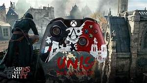 Xbox One Controller - User kreiert Assassin's Creed Unity ...
