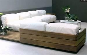 Bauanleitung Paletten Sofa : schicke designer holz paletten m bel sofa youtube ~ Markanthonyermac.com Haus und Dekorationen