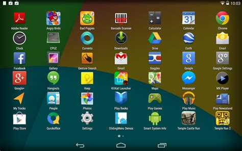Kitkat Launcher Prime [free Paid Android Apps]