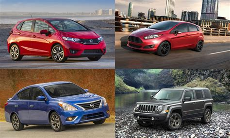 Least Expensive New Cars In America  » Autonxt