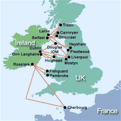Ferry England To Ireland by Ferrytravels Country Ireland