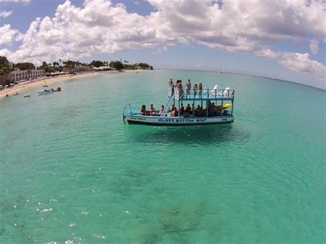 Glass Bottom Boat St James Barbados by Great Tour With Glass Bottom Boat Team Baywatch