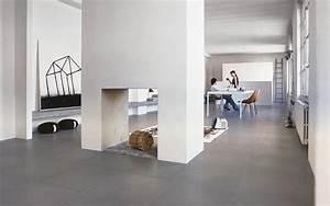 Wohnzimmer Boden Grau : farbgestaltung k che gelb grau ~ Markanthonyermac.com Haus und Dekorationen