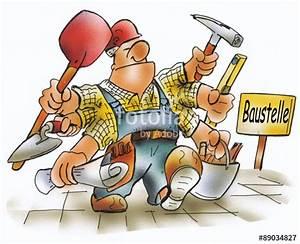 Bilder Hausbau Comic : bauarbeiter brauchen viele arme auf der baustelle stockfotos und lizenzfreie bilder auf ~ Markanthonyermac.com Haus und Dekorationen