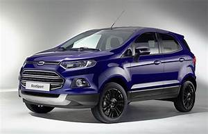 Ford EcoSport: Dual Airbags Standard Across All Variants