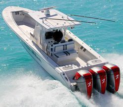 Biggest Fishing Boat In The World by Seahunter Boats World S Best Center Console Offshore