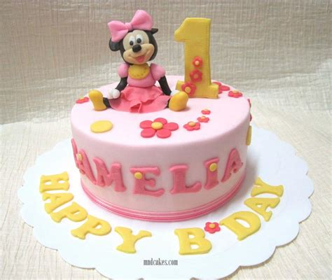 one year birthday cake and cakes birthday is always special
