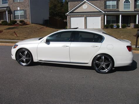 2007 Lexus Gs 430 Photos, Informations, Articles