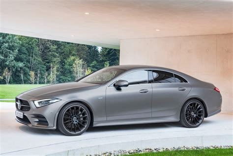 2018 Mercedesbenz Cls Revealed, Debuts Inline Six Engines