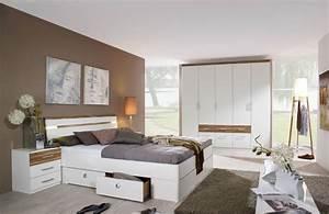 Möbel Schlafzimmer Komplett : rixi komplett schlafzimmer 100 x 200 181 cm ohne spiegel ~ Markanthonyermac.com Haus und Dekorationen