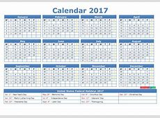 2017 calendar with week numbers printable 2018 Printable