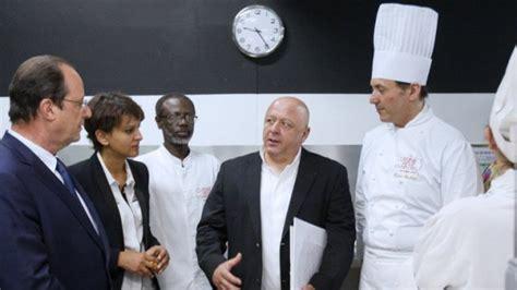 le chef 233 toil 233 thierry marx va cr 233 er une 233 cole de cuisine 224 besan 231 on 3 franche comt 233