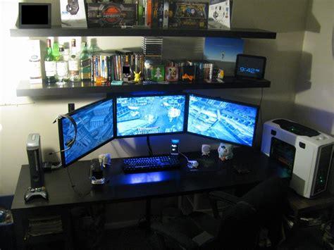 Home Decor Reddit : Gaming Setup Pc Reddit Battlestations Ikea Ideas Gamer