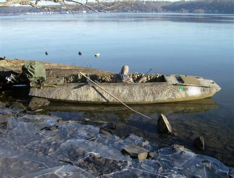 Duck Hunting Boat Build by Duckhunter Wooden Boat Plans Interesting Pinterest