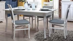Tisch Weiß Ausziehbar : esstisch avinion tisch in schnee eiche wei ausziehbar 160 200x90 cm ~ Markanthonyermac.com Haus und Dekorationen