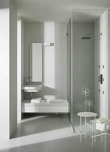 Kleines Bad Dusche : kleines bad ideen platzsparende badm bel und viele clevere l sungen ~ Markanthonyermac.com Haus und Dekorationen