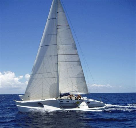 Catamaran Cruising Costs by 184 Best Images About Trimaran Sailing On Pinterest