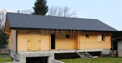 chalet bois vaema 91 maison bois greenlife