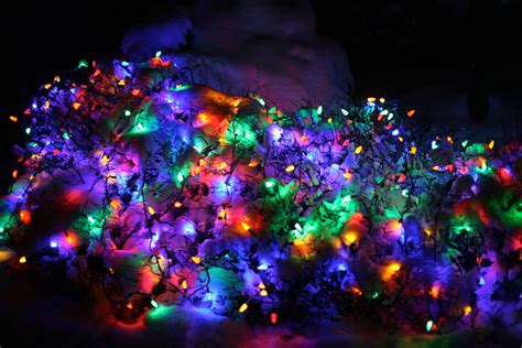 20 Best Christmas Lights Wallpaper Inspirationseekcom