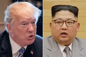 Trump agrees to meet with North Korean leader Kim Jong Un