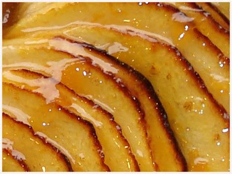 recette tarte aux pommes compote sur recette