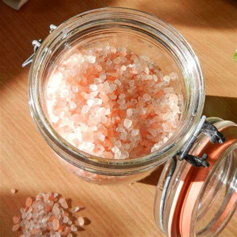 les vertus du sel de de l himalaya permaculture