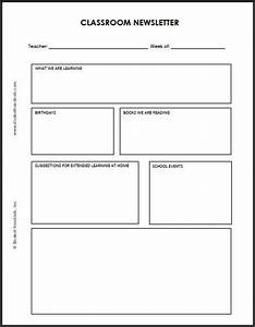 92 best images about Classroom Newsletter on Pinterest ...
