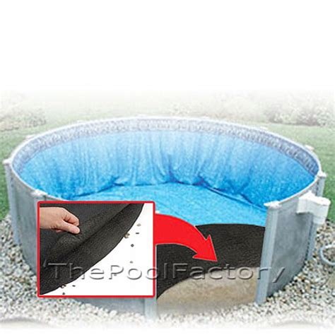 pool liner floor pad armor shield guard all sizes
