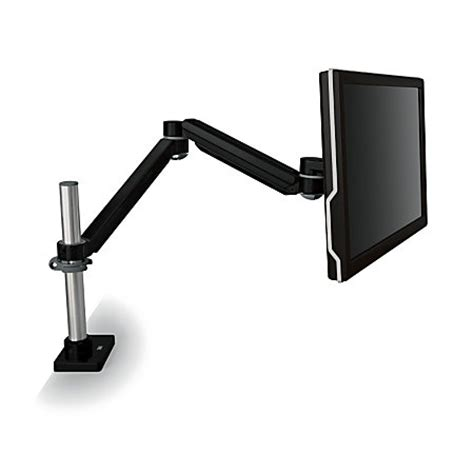 Adjustable Monitor Arms Desk Mount by 3m Ma240mb Adjustable Monitor Arm Desk Mount 20 Lb